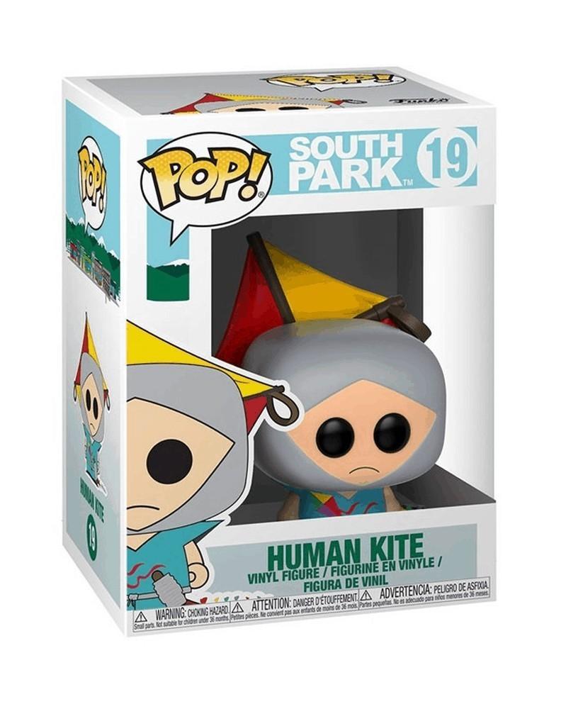 Funko POP Television - South Park - Human Kite, caixa