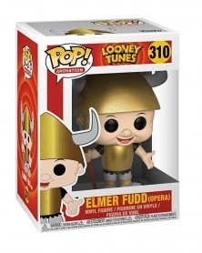 Funko POP Animation - Looney Tunes - Elmer Fudd (Opera), caixa