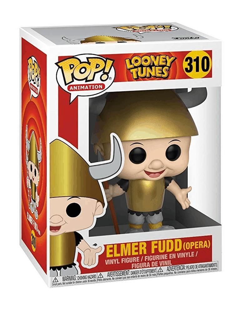 Funko POP Animation - Looney Tunes - Elmer Fudd (Opera), caixa