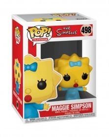 Funko POP Television - The Simpsons - Maggie Simpson, caixa