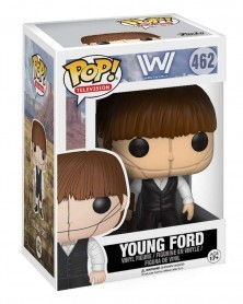 Funko POP Television - Westworld - Young Ford, caixa