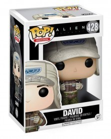 Funko POP Movies - Alien: Covenant - David, caixa