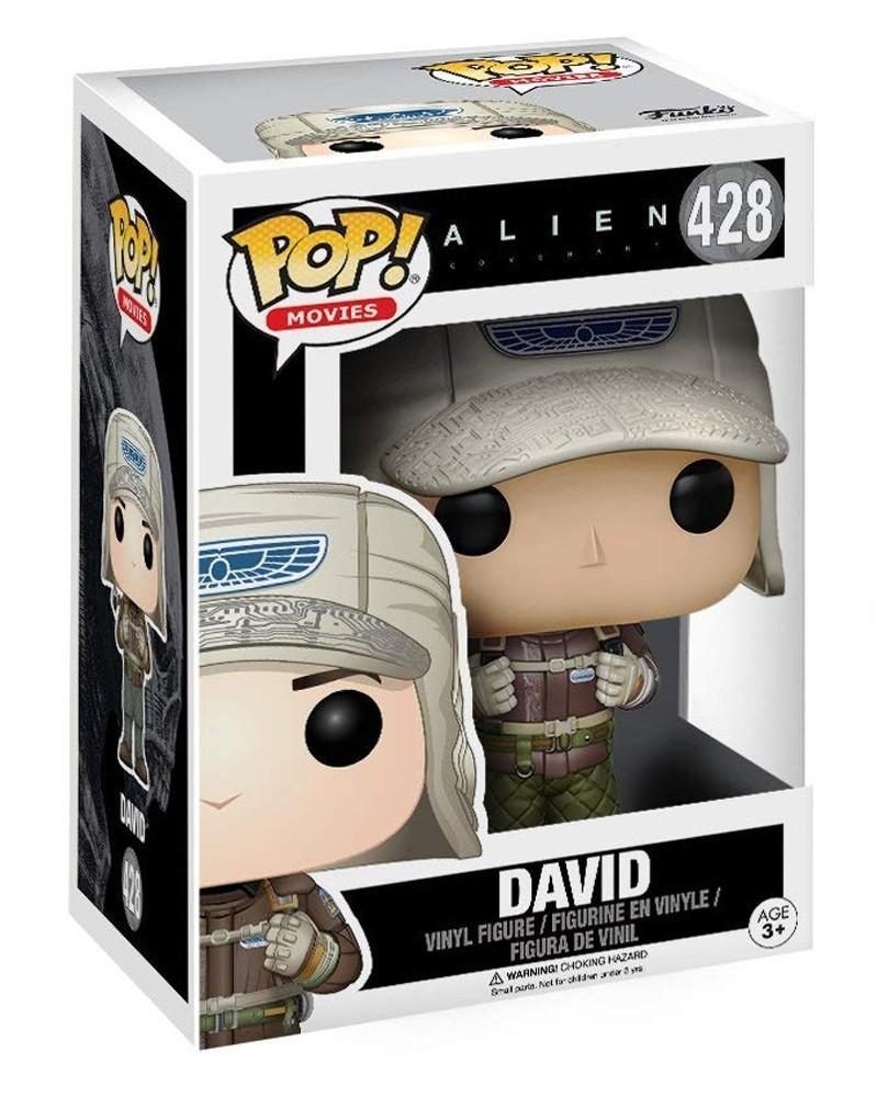 Funko POP Movies - Alien: Covenant - David, caixa