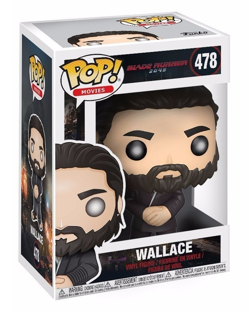 Funko POP Movies - Blade Runner 2049 - Wallace, caixa