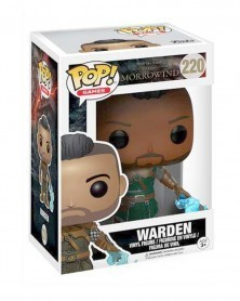 Funko POP Games - Morrowind - Warden, caixa
