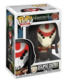 Funko POP Games - Horizon - Eclipse Cultist, caixa