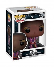 Funko POP Games - Destiny - Ikora, caixa