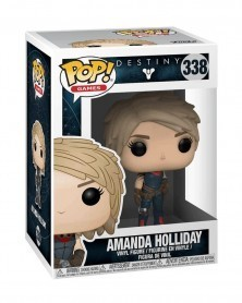 Funko POP Games - Destiny - Amanda Holliday, caixa
