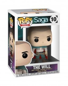Funko POP Comics - Saga - The Will, caixa