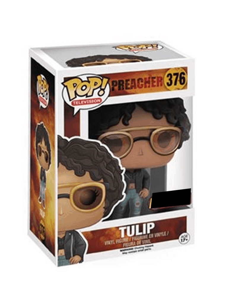 Funko POP Television - Preacher - Tulip, caixa