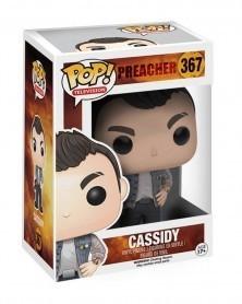 Funko POP Television - Preacher - Cassidy, caixa