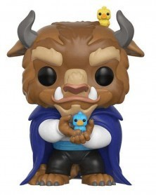 Funko POP Disney - Beauty and The Beast - Beast with Birds