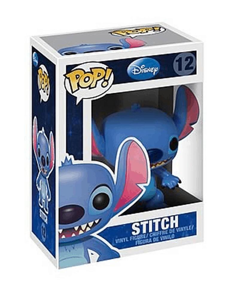 Funko POP Disney - Lilo & Stitch - Stitch, caixa