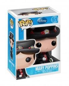 Funko POP Disney - Mary Poppins, caixa