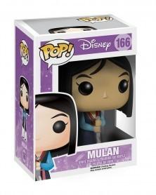 Funko POP Disney - Mulan, caixa