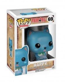 Funko POP Anime - Fairy Tail - Happy, caixa