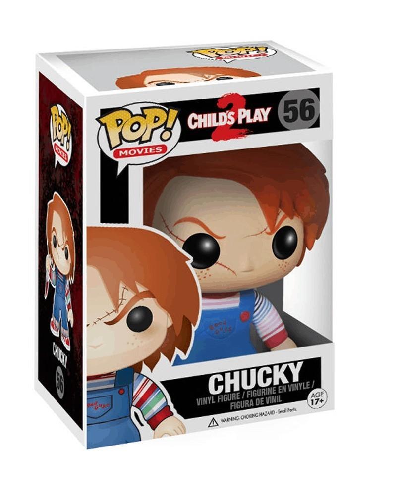 Funko POP Movies - Child's Play 2 - Chucky, caixa