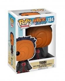 Funko POP Anime - Naruto Shippuden - Tobi, caixa