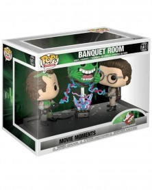Funko POP Movie Moments - Ghostbusters - Banquet Room, caixa