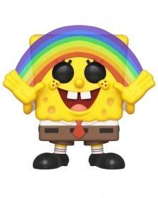 POP Animation - Spongebob Squarepants - Rainbow Spongebob