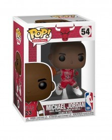 Funko POP Basketball - Michael Jordan, caixa