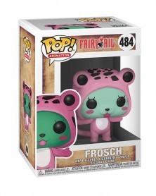 Funko POP Anime - Fairy Tail - Frosch, caixa