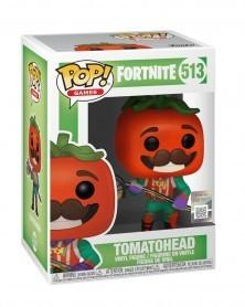 Funko POP Games - Fortnite - Tomatohead, caixa