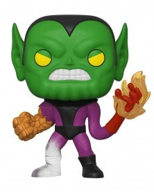 PREORDER! Funko POP Marvel - Fantastic Four - Super Skrull