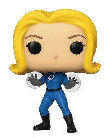 PREORDER! Funko POP Marvel - Fantastic Four - Invisible Woman