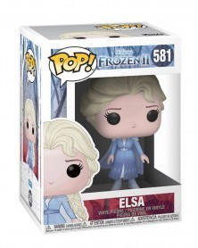 Funko POP Disney - Frozen 2 - Elsa, caixa