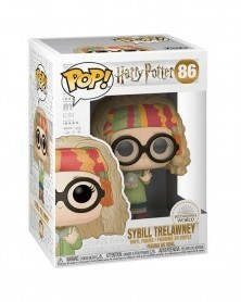 Funko POP Harry Potter - Sybill Trelawney, caixa