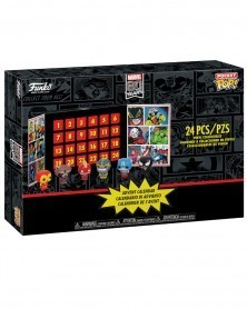 Marvel Pocket POP! Advent Calendar, caixa