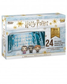 Harry Potter Pocket POP! Advent Calendar 2019, caixa