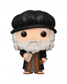 PREORDER! Funko POP Artists - Leonardo DaVinci