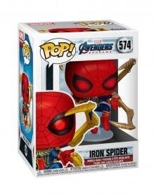 PREORDER! Funko POP Avengers: Endgame - Iron Spider (w/Gauntlet), caixa