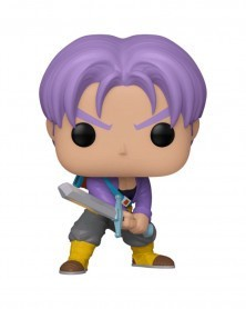 Funko POP Anime - Dragonball Z - Trunks (w/Sword)