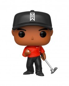 PREORDER! Funko POP Icons - Golf - Tiger Woods (Red Shirt)