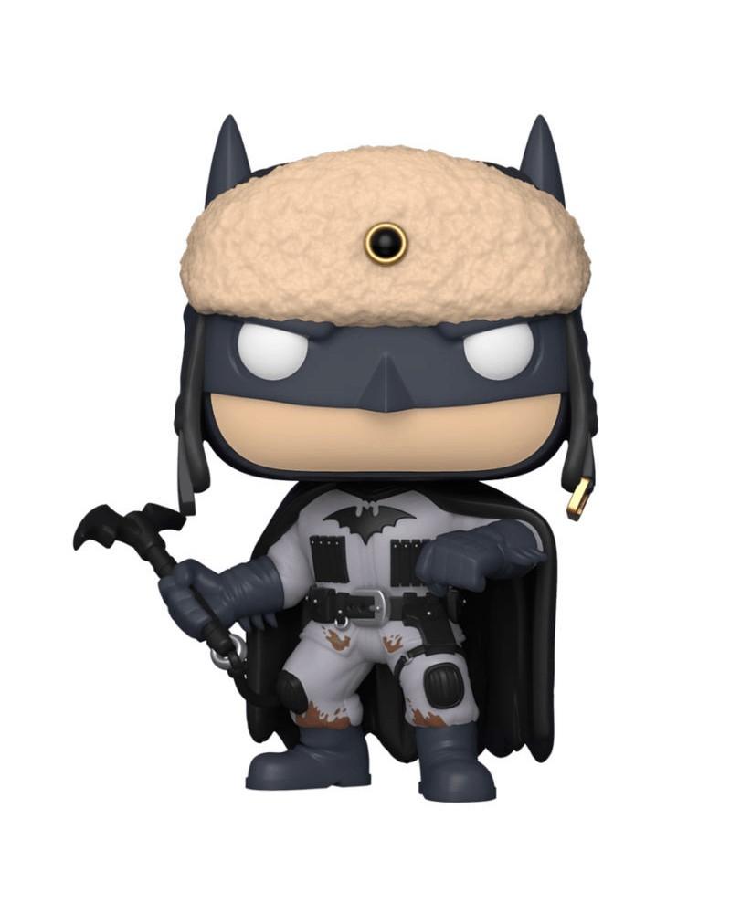 PREORDER! POP Heroes - Batman 80th Anniversary - Batman (Red Son)