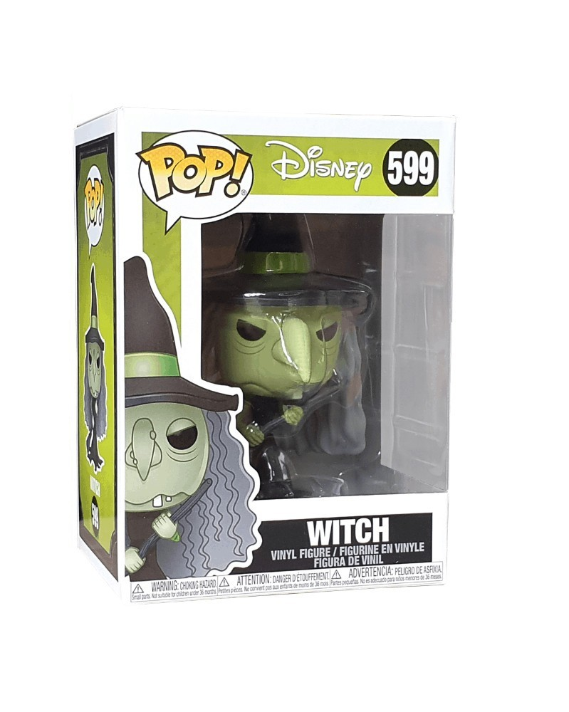 Funko POP Disney - Nightmare Before Christmas - Witch, caixa