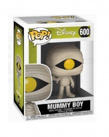 Funko POP Disney - Nightmare Before Christmas - Mummy Boy, caixa