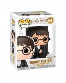 Funko POP Harry Potter - Harry Potter (Yule Ball), caixa