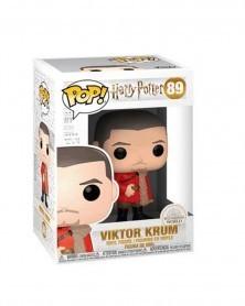Funko POP Harry Potter - Viktor Krum (Yule Ball), caixa