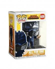 copy of Funko POP Anime - My Hero Academia - All For One, caixa