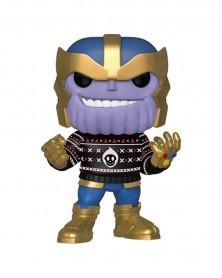 Funko POP Marvel - Thanos (Holiday)