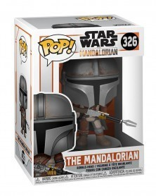 Funko POP Star Wars - The Mandalorian, caixa