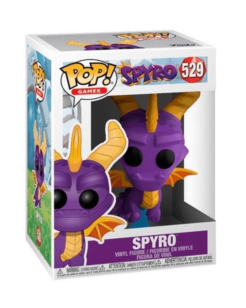 Funko POP Games - Spyro The Dragon - Spyro (529), caixa