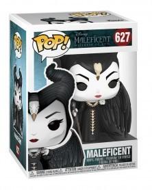 Funko POP Disney - Maleficent: Mistress of Evil - Maléfica, caixa