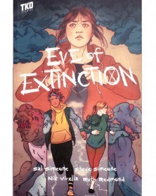 Eve of Extinction TP (TKO) capa