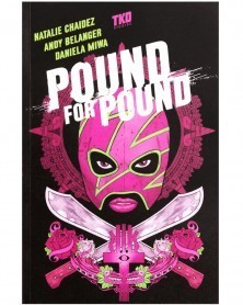Pound for Pound TP (TKO), capa