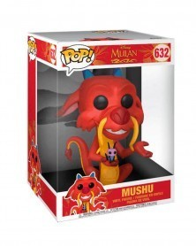 PREORDER! Funko POP Disney - Mulan - Mushu 10 inches (25cm), caixa